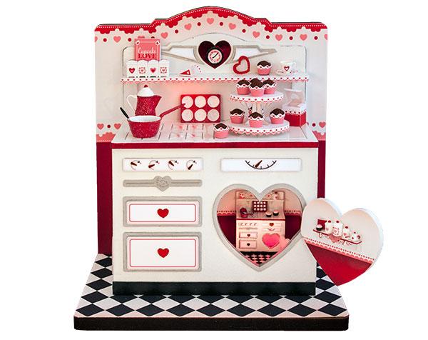 Valentine Stove in 1